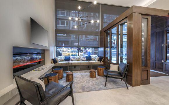 Poussez les portes de l'hôtel Citadines Connect Fifth Avenue