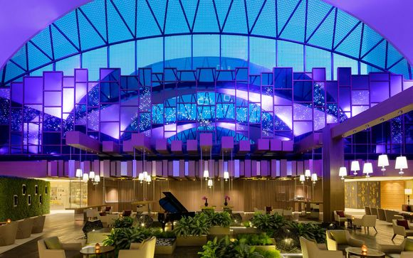 Poussez les portes du Hyatt Regency Dubai Creek Heights 5*