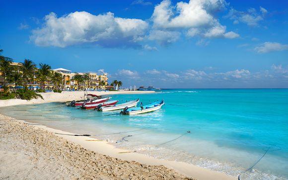 Willkommen in Playa del Carmen