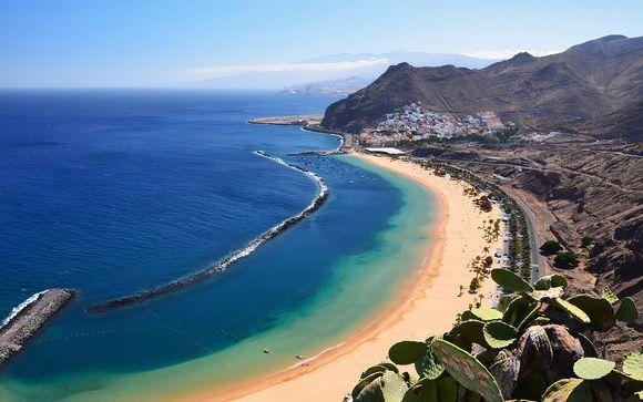 Costa Adeje, en Tenerife, te espera