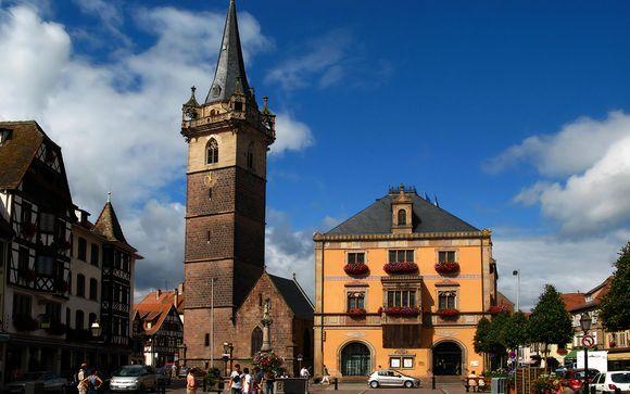 Willkommen in... Straßburg!