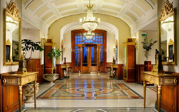 Il Grand Hotel Parker's 5*