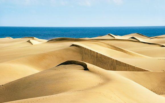 Maspalomas, en Gran Canaria, te espera