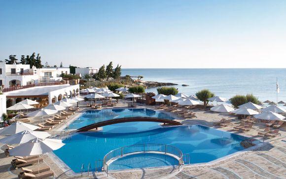 All Inclusive in resort 5* in posizione panoramica sul mare