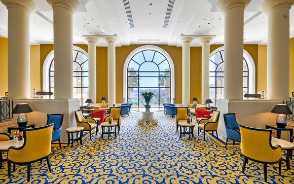 Hotel Corinthia St. George's Bay 5*