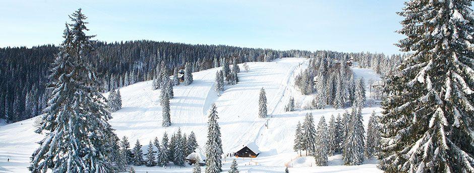 Skifahren im Schwarzwald: Die schönsten Skigebiete