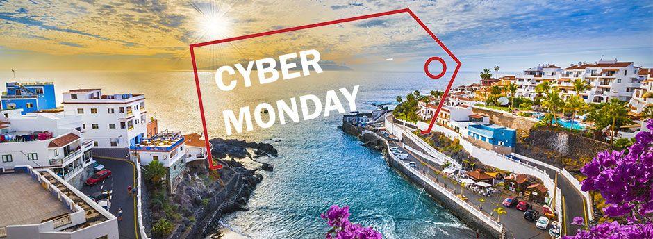 Cyber Monday Urlaubsdeals 2019 für Flüge + Hotels