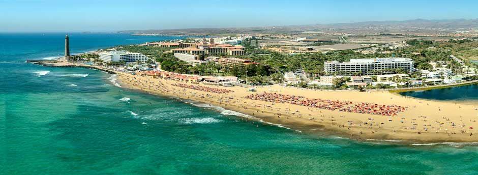 Escapadas de fin de semana a Las Palmas de Gran Canaria