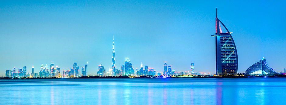 Ofertas de último minuto a Dubái