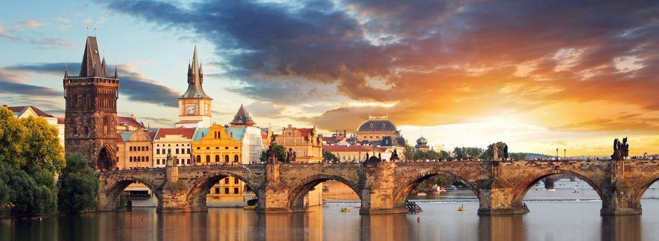 Ofertas de último minuto a Praga