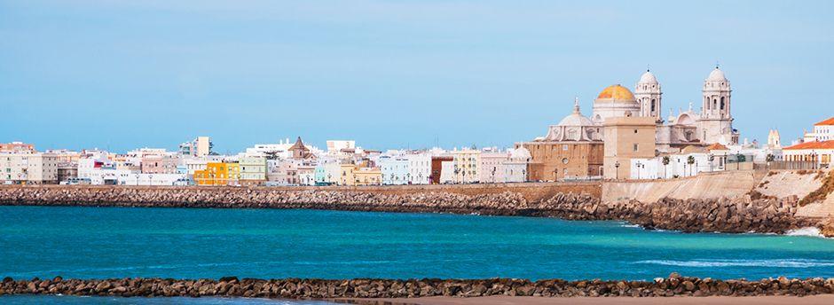 Hoteles de lujo en Cádiz: disfruta del encanto del sur