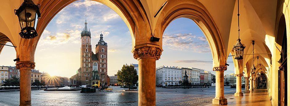 Viajes  Cracovia