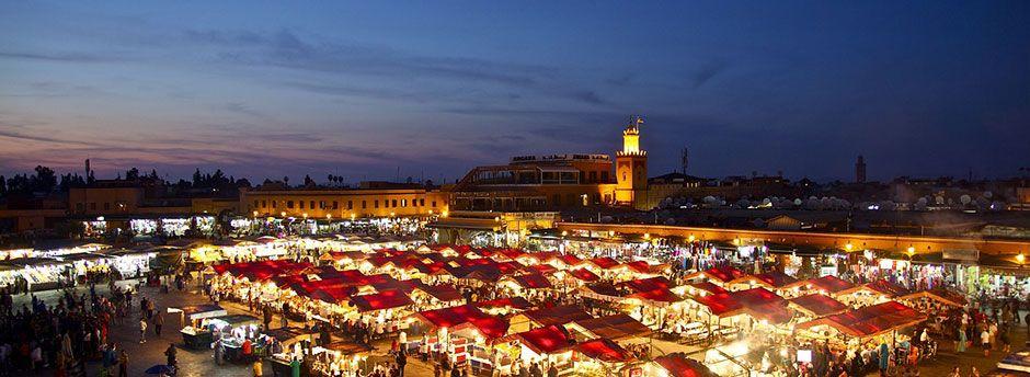 Descubre Ofertas Vuelo más hotel Marrakech hasta -70%