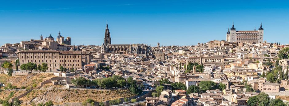 Hoteles de lujo 4, 5 estrellas en Toledo: disfruta de la ciudad del Tajo