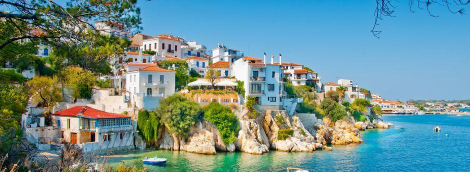 Voyage de noces aux îles grecques