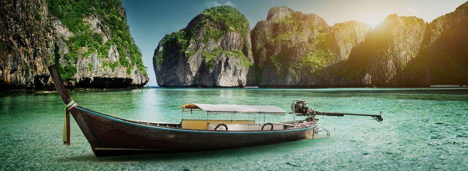 Dernières minutes en Thaïlande