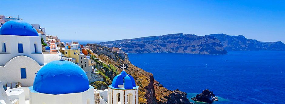 Week-ends en Grèce