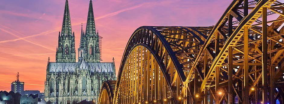 Week-ends à Cologne