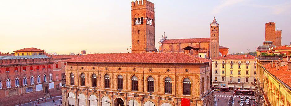 Week-ends à Bologne