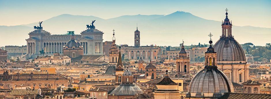 Séjours à Rome