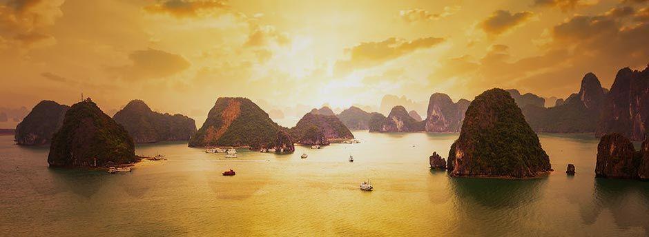 Dernières minutes au Vietnam