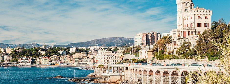 Week-ends à Gênes