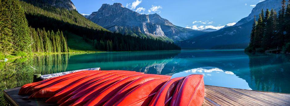 Le guide complet pour voyager au Canada :
