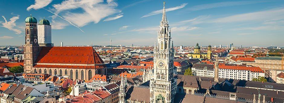 Week-ends à Munich