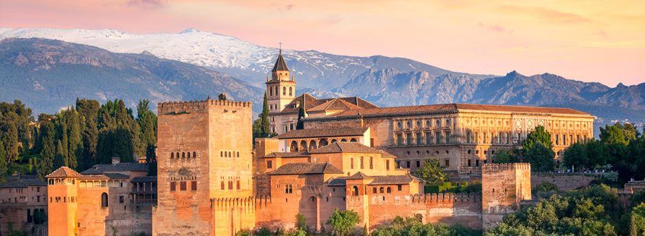 Vacanze a Granada