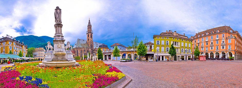Viaggio a Bolzano