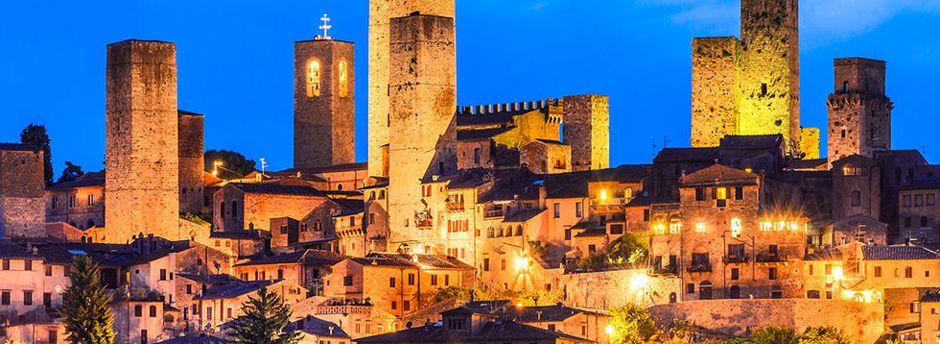 Viaggi a Siena