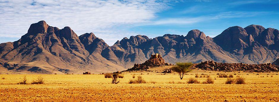 Tour della Namibia