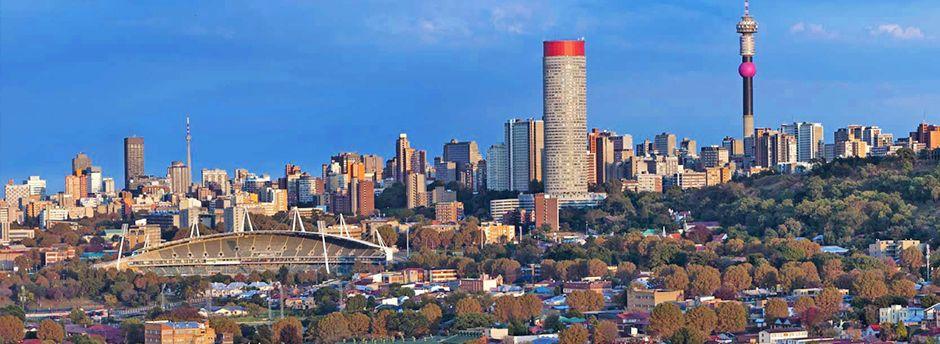 Viaggio a Johannesburg