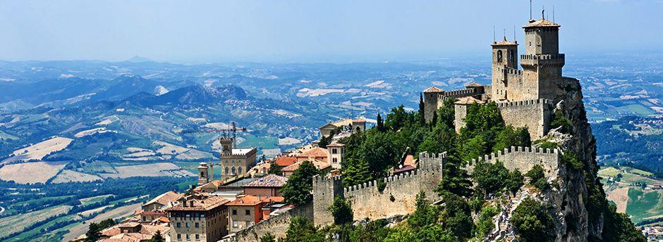 Viaggio a San Marino