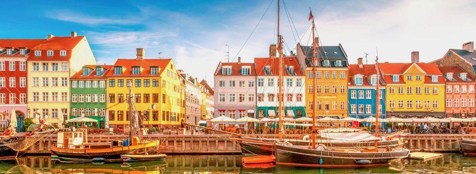 Una lussuosa vacanza in famiglia a Copenhagen
