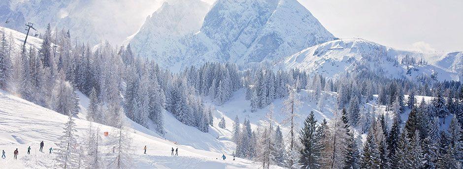Vacanze sugli sci ad Andalo