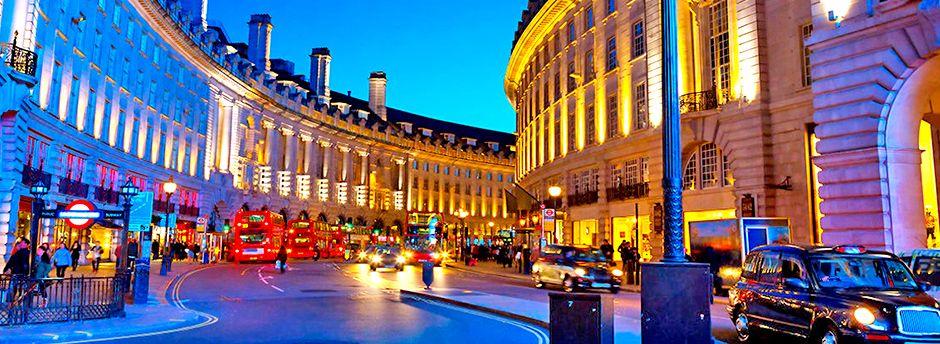 Sconti eccezionali a Londra