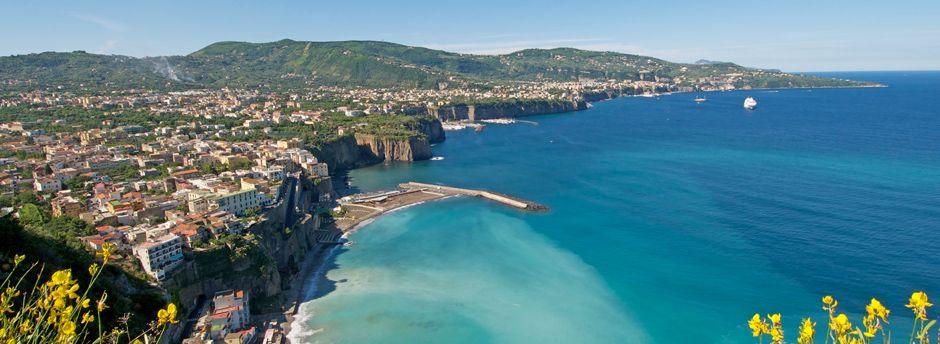 Holidays to Sorrento