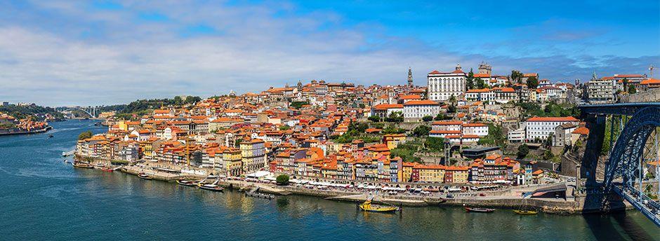 Booking to Porto