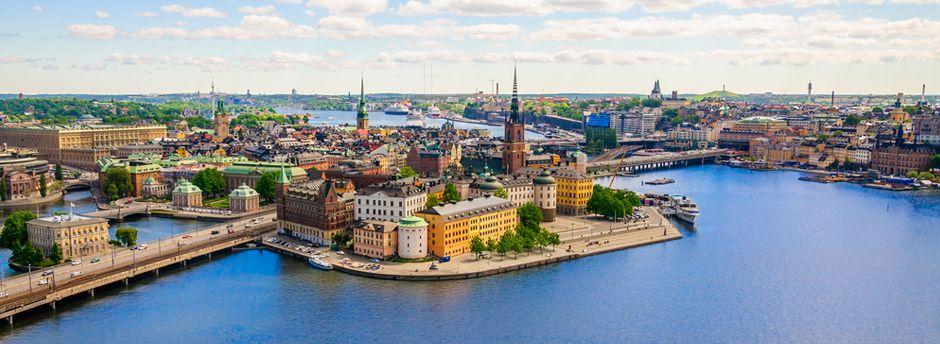 Weekends in Sweden