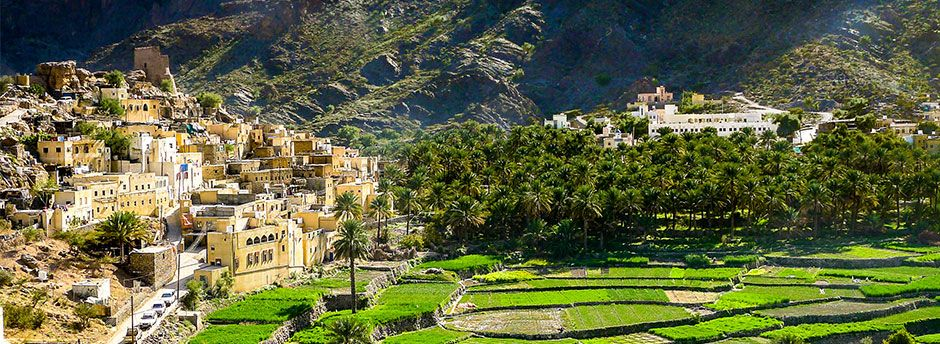 Our free Oman Travel Guide
